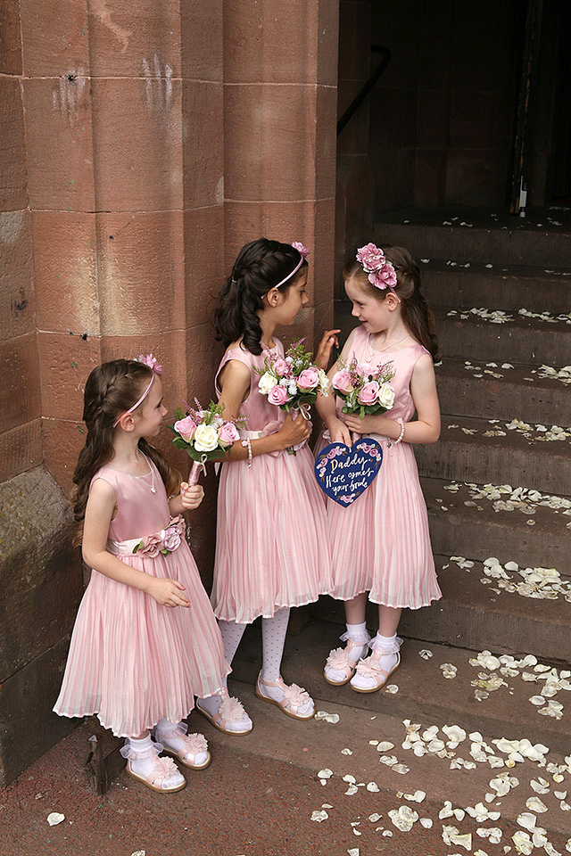 natural and informal wedding photography throughout cheshire wedding venues
