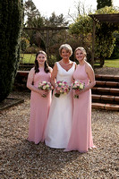 Wedding photography at Nunsmere Hall