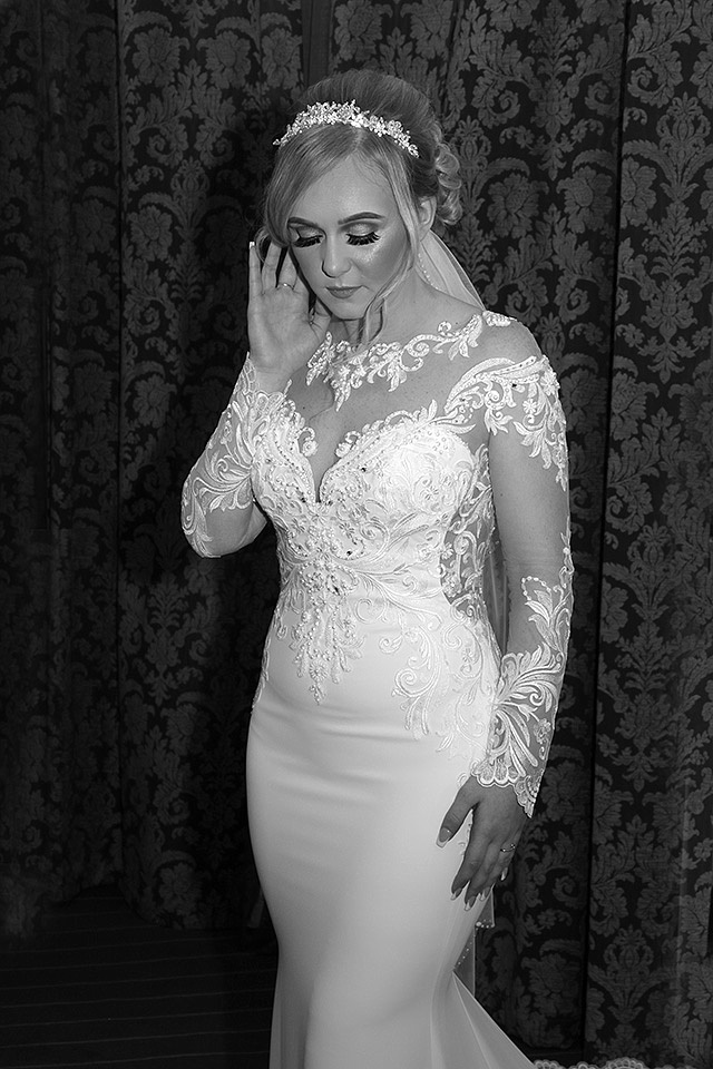Brides at wedding venues throughout cheshire