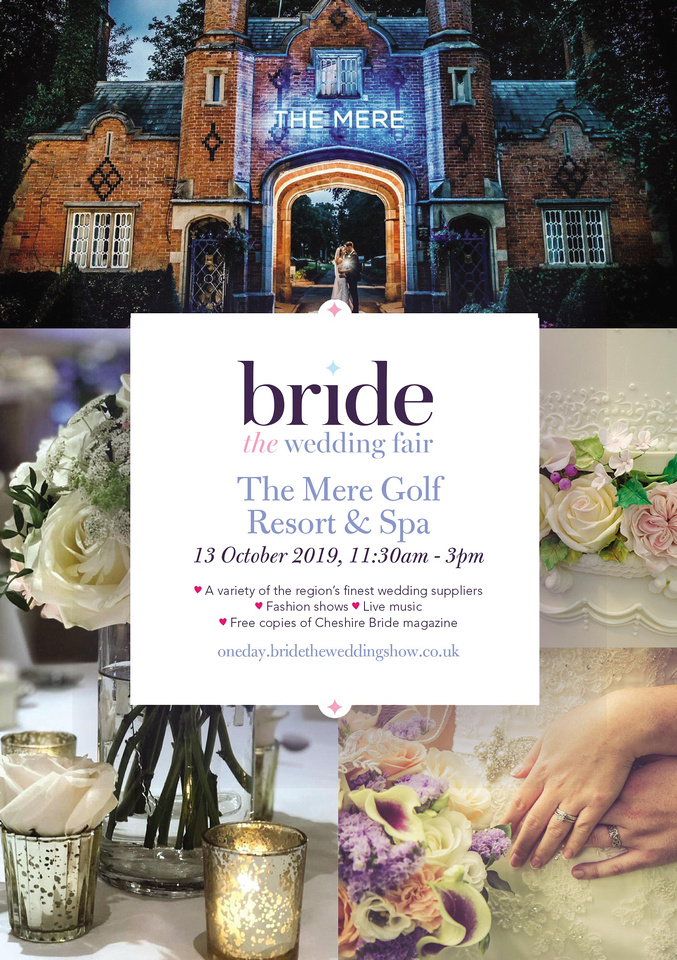 wedding fayre at the mere