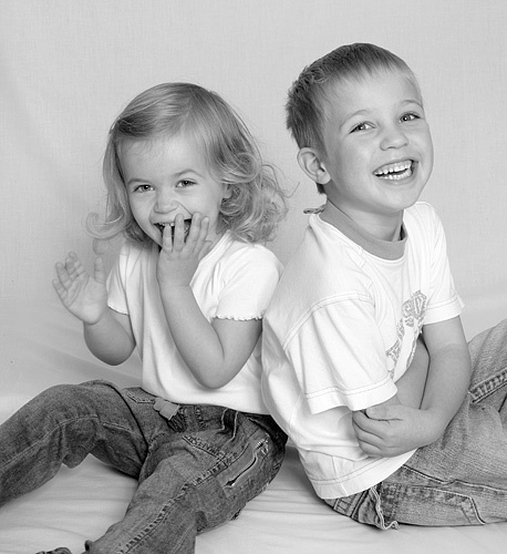 Family portrait photography for Christmas presents