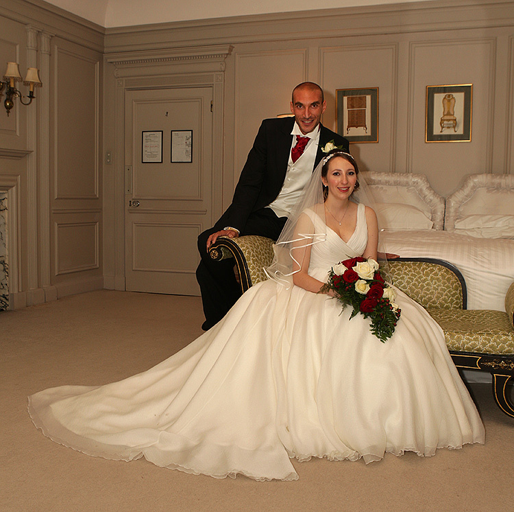 summer and winter weddings at Thornton Manor on the Wirral