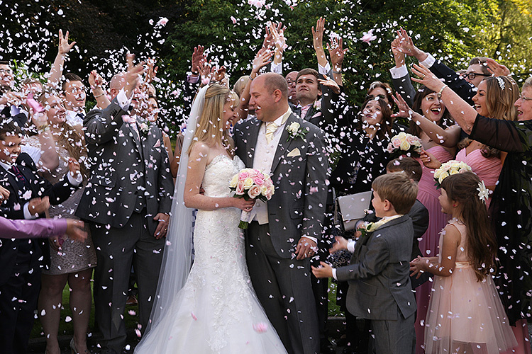 wedding photography at Mere Court Hotel cheshire