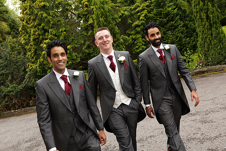 wedding photography at the stanneylands hotel