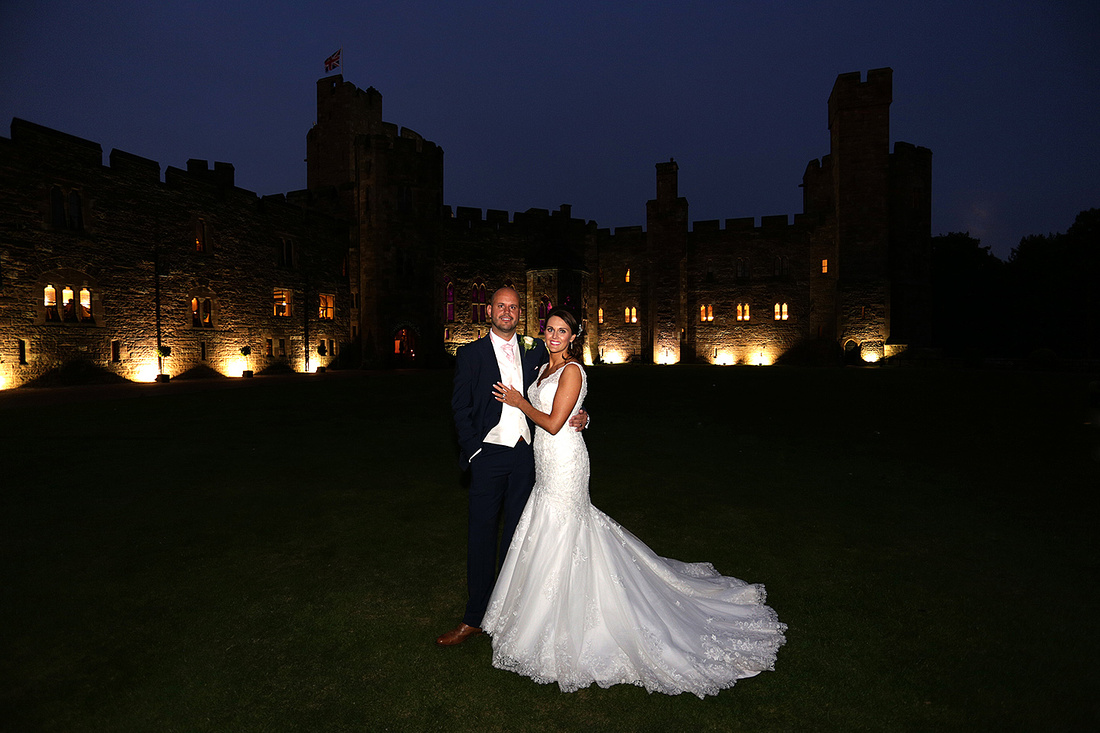 wedding photographs taken at cheshire wedding venues