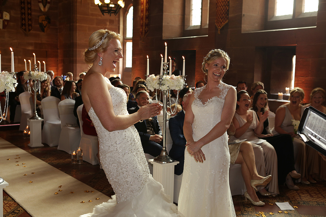 church or civil weddings in cheshire