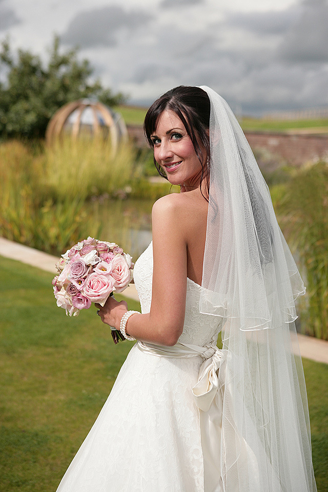 brides at various wedding venues in cheshire