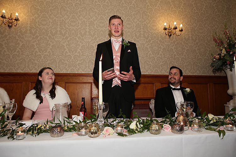 Speeches in Nunsmere Hall