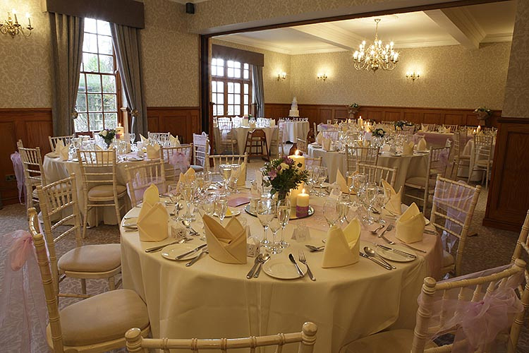 Wedding at Nunsmere Hall